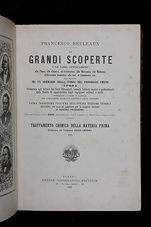 le Grandi scoperte e le loro applicazioni,: Francesco Reuleaux