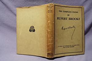 Seller image for The Complete Poems of Rupert Brooke : Fourth printing for sale by PW Books