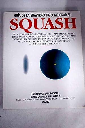 Imagen del vendedor de Guía de la sra/wsra para mejorar su squash a la venta por Alcaná Libros