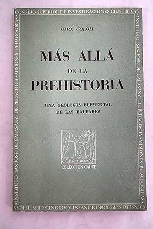 Misiones Pedagógicas: Más allá de la Prehistoria.: Colom, Guillermo