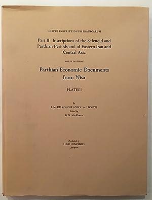 Corpus Inscriptionum Iranicarum. Part 2 : Inscriptions: I.M. Diakonoff and
