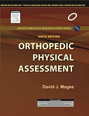Orthopedic Physical Assessment (EDN - 6): David J. Magee