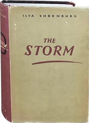 The Storm: Ehrenburg, Ilya
