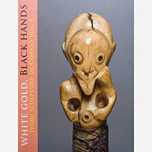 White Gold, Black Hands, Ivory Sculpture in: Marc Leo Felix