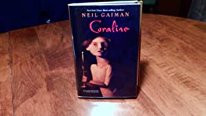 Coraline **limited 4,000 copies** 1st printing/signed NEW: Neil Gaiman