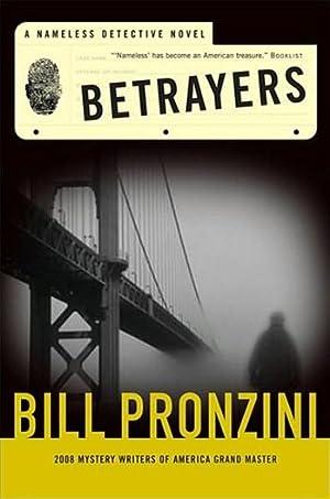 Pronzini, Bill | Betrayers | Signed First Edition Copy: Pronzini, Bill