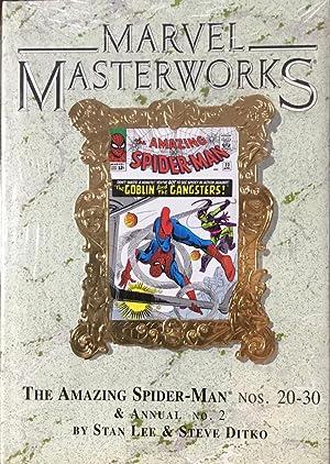 MARVEL MASTERWORKS Vol. 10 (Gold Foil Variant: LEE, STAN