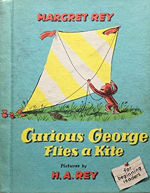Curious George Flies A Kite: Margret Rey