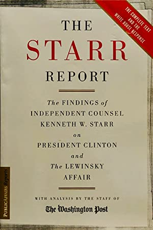 The Starr Report: Staff of The
