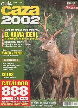 GUIA CAZA 2002: TODAS LAS CLAVES PARA: VV.AA.