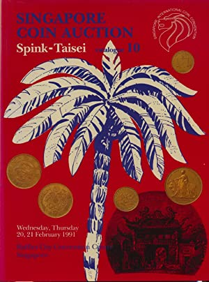 Spink-Taisei Feb 1991 Coins & Banknotes inc.: Misc.