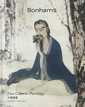 Fine Chinese Paintings, Hong Kong Bonhams Auctions,