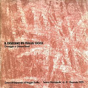 Il disegno in Italia oggi: Pier Carlo Santini