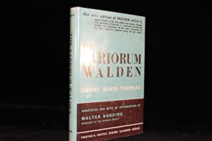 Seller image for The Variorum Walden (Twayne's United Stated Classics) for sale by ShiroBooks