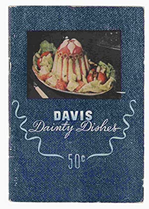 Davis Dainty Dishes: Not Stated