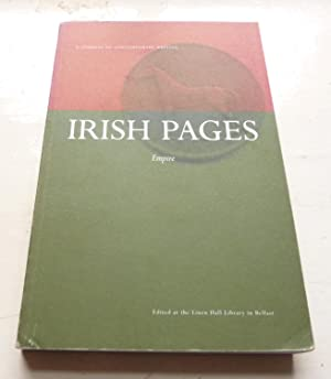 Journal of Contemporary Writing. Irish Pages; Empire,: Edited By Chris