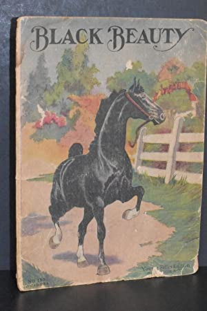 Black Beauty; The Autobiography of A Horse (Young Folks' Edition, No. 180)