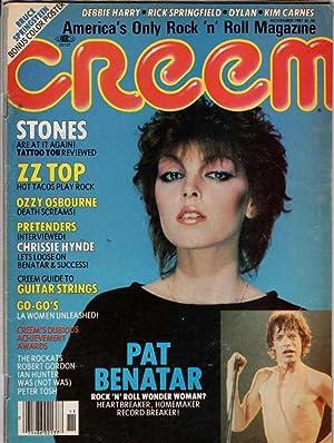 Creem: November 1981: Whitall, Susan