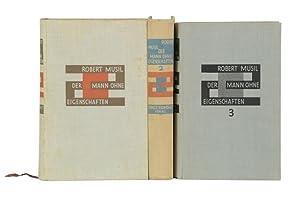 Der Mann ohne Eigenschaften. Roman. (Bd. 3: Musil, Robert.