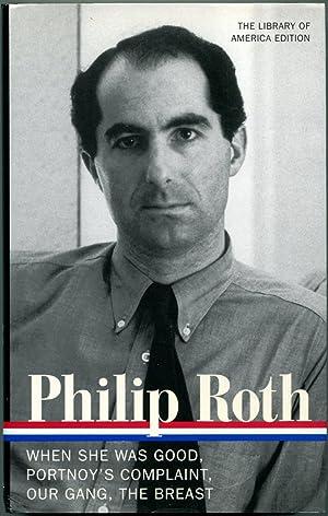 NOVELS 1967-1972: When She Was Good, Portnoy's: Roth, Philip
