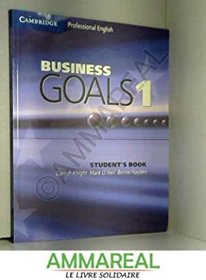 Business Goals 1 Student's Book: Gareth Knight, Mark