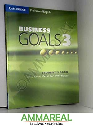 Business Goals 3 Student's Book: Gareth Knight, Mark