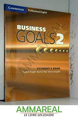 Business Goals 2 Student's Book: Gareth Knight, Mark