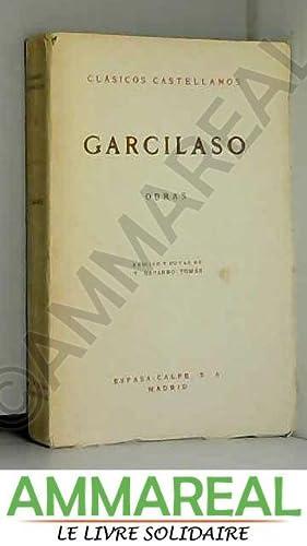 OBRAS: GARCILASO DE LA