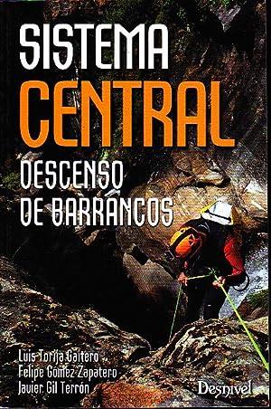 Imagen del vendedor de SISTEMA CENTRAL. DESCENSO DE BARRANCOS. a la venta por Books Never Die