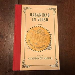 Urbanidad en verso: José Codina