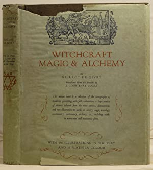 Witchcraft Magic & Alchemy: Givry, Grillot de