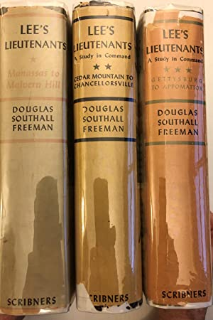 Lee's lieutenants: a study in command. 3: Freeman, Douglas Southall.