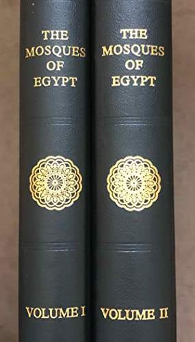 The Mosques of Egypt from 21 H.: SURVEY OF EGYPT