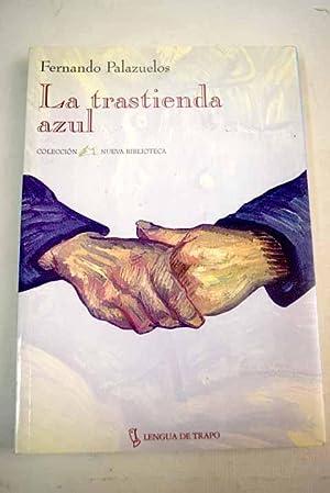 La trastienda azul: Palazuelos, Fernando