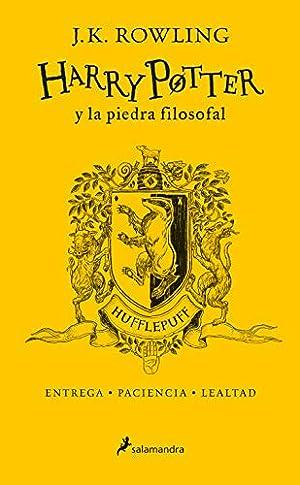 Imagen del vendedor de Harry Potter y la piedra filosofal. Casa Hufflepuff (Spanish Edition) a la venta por booksXpress