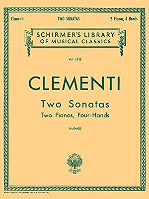 Two Sonatas: Two Pianos, Four Hands