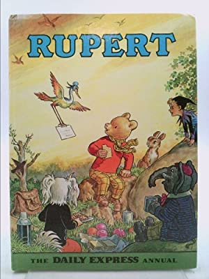 Rupert: The Daily Express annual, 1972: DAILY EXPRESS
