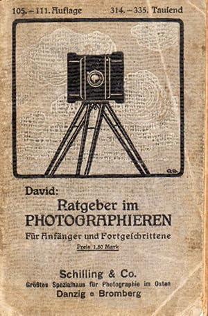 Ratgeber im Photographieren: David,Ludwig