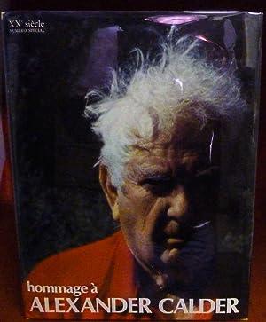 Homage a Calder: Calder, Alexander