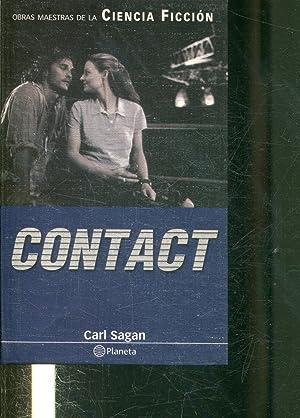CONTACT.: SAGAN, Carl.