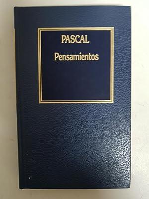 Pensamientos: Pascal