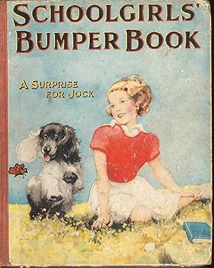 Schoolgirls' Bumper Book. A Surprise for Jock: M B Sanford,