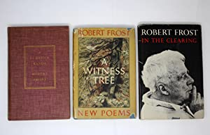 A Further Range / A Witness Tree: Frost, Robert