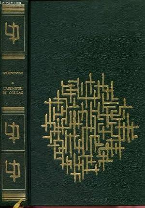 Image du vendeur pour L'Archipel du Goulag, essai d'investigation littéraire - première et deuxième parties mis en vente par Le-Livre