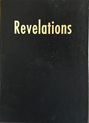 REVELATIONS (Signed, Lettered Limited Edition in Traycase)