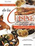Grand livre de la cuisine des poissons,: Allard, Vincent