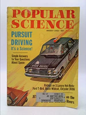 Popular Science Magazine August 1962: Edited