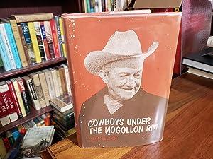 "Cowboys under the Mogollon Rim: Slim"" Ellison"