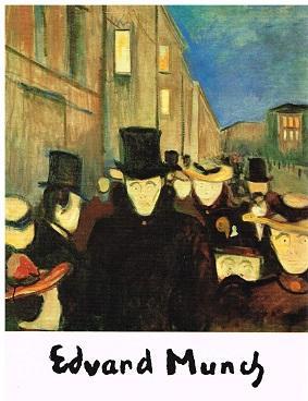 1863-1944. Katalog des Hauses der Kunst.: Edvard Munch.