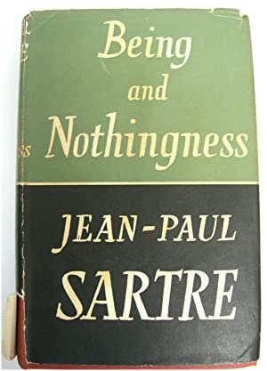 Being and Nothingness: An Essay on Phenomenological: Sartre, Jean-Paul; Barnes,